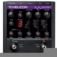 TC-Helicon - VoiceTone Synth