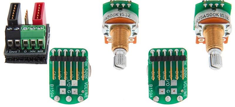 Emg Wiring Kit