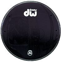 DW - 24' Bass Drum Resonant Head B