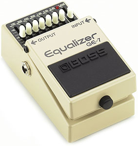Boss - GE-7 Equalizer
