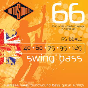 Rotosound - RS665LC Swing Bass