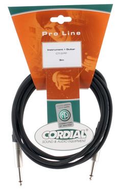 Cordial - CTI 3 PP-BK