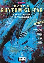 AMA Verlag - Masters Of Rhythm Guitar