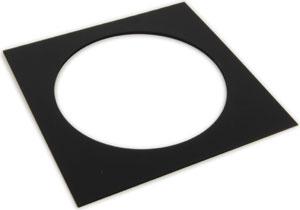 Stairville - Gel Frame PAR 56 Black
