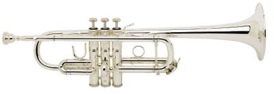 Bach - C 180S-239L-25H C-Trumpet