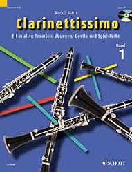 Schott - Clarinettissimo Vol.1