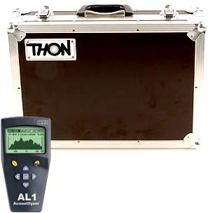 NTI Audio - AL1 Acoustilyzer Bundle