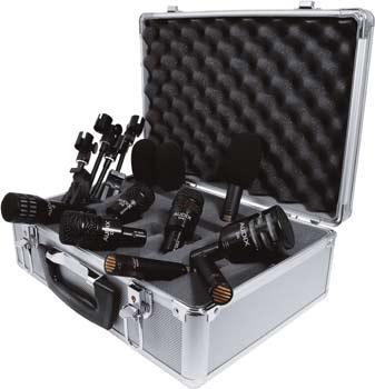Audix - DP8 Elite Drumcase