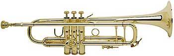 Bach - 180-72 ML Trumpet