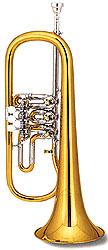 Miraphone - 24R 0700 A Flugelhorn