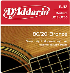 Daddario - EJ12