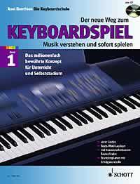 Schott - Der Neue Weg Zum Keyboard 1+CD