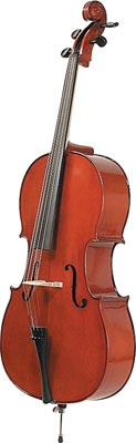Stentor - SR1108 Cello Student II 3/4