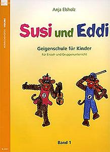 Heinrichshofen's Verlag - Susi & Eddi Geigenschule 1