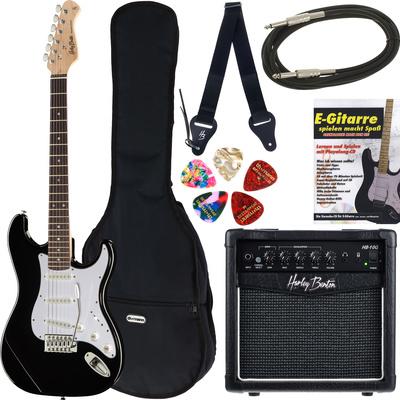 Thomann - Guitar Set G13 Black