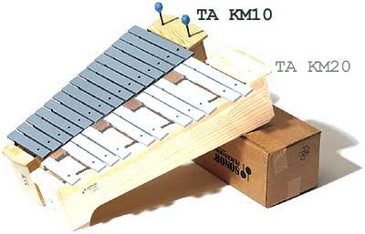 Sonor - TAKM10 Tenor Alto Metallophone