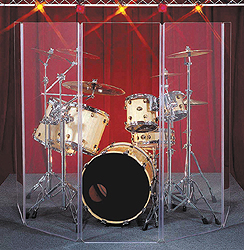 Clearsonic - A2466x4 (A5-4) Drum Shield