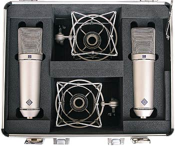 Neumann - U87 Ai Stereo Set