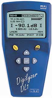 NTI Audio - DL1 Digilyzer