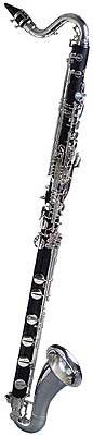 Selmer - CP 25/II Bass Clarinet Low C