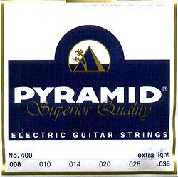 Pyramid - ElectricGuitar Strings 008-038