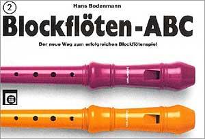 Edition Melodie - Blockflöten ABC Vol.2