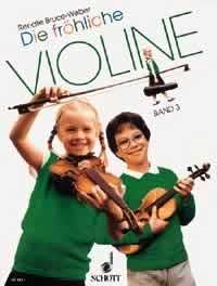Schott - Die fröhliche Violin Vol.3