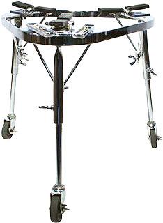 LP - 636 Prof. Conga Stand w Wheels