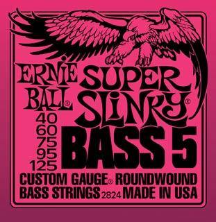 Ernie Ball - 2824 Super Slinky
