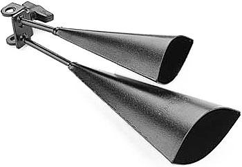 Pearl - ECB-23 Agogo Bell Metal /Holde