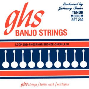 GHS - 230 Banjo Set