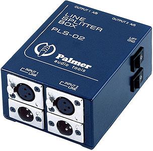 Palmer - PLS-02 Line Splitter