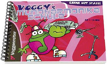Voggenreiter - Voggy's Mundharmonikaschule