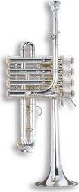 Bach - VBS 196 Bb/A Piccolo Trumpet