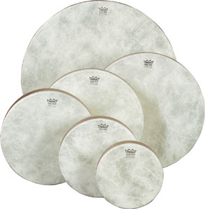 Remo - 12'x2,5' Frame Drum