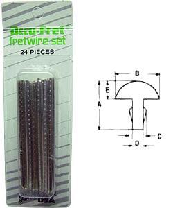 Dunlop - 6105 Frets
