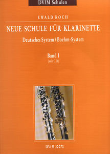Deutscher Verlag für Musik - Neue Schule für Klarinette 1