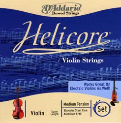Daddario - HE310-5 4/4M Helicore Violin