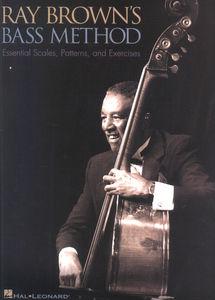 Hal Leonard - Ray Brown's Bass Method