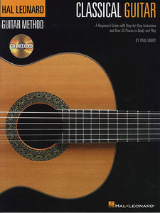 Hal Leonard - Classical Guitar School