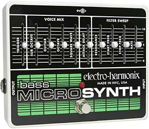 Electro Harmonix - Bass Microsynth