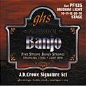 GHS - PF135 JD Crowe Banjo Set