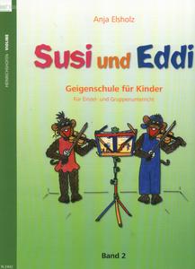 Heinrichshofen's Verlag - Susi & Eddi Geigenschule 2