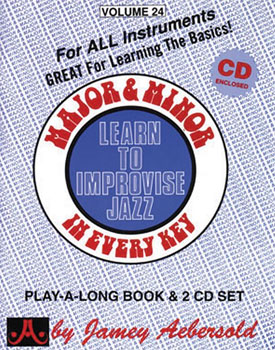 Jamey Aebersold - Vol.24 Major And Minor