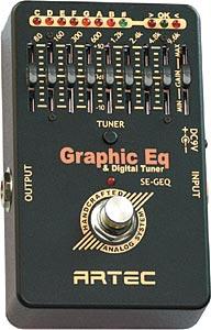 Artec - Graphic EQ & Tuner