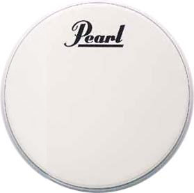 Pearl - 24' Bass Drum Front Head White