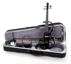 Harley Benton - HBV 870BK 4/4 Electric Violin