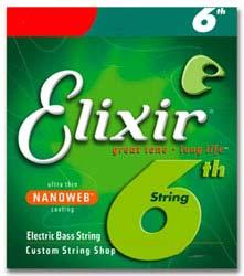 Elixir - .085 El. Bass Single String