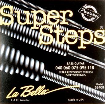 La Bella - SS40-B Super Steps EL