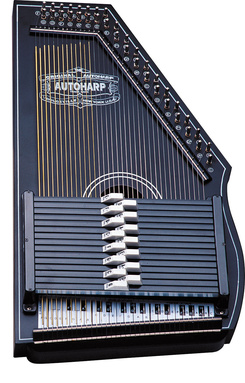 Oscar Schmidt - OS73B 1930' Reissue Autoharp
